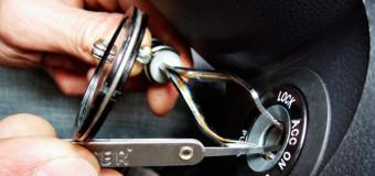 Изготовление авто ключей c чипом по замку