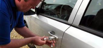 Аварийное открытие автомобиля Днепр